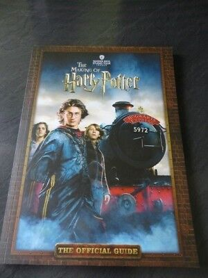 The Making of Harry Potter - Das originale Guide Buch  aus London Warner Bros.