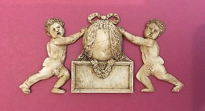 Dolls House Cherub Moulding Miniatures 1/12th Scale