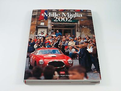 Official Mille Miglia Yearbook Annual Book 2002 MINT