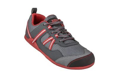 Xero Prio Mens Shoes Charcoal/Red
