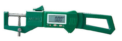 "Insize Electronic Digital Snap Gauge, Thickness 0-1""/0-25mm, Tube wall Thickness"