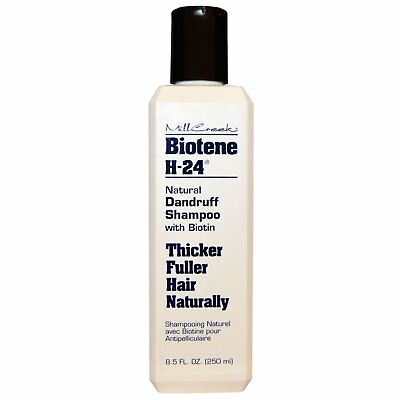 Natural Dandruff Shampoo, with Biotin, 8.5 fl oz (250 ml) - Biotene H-24
