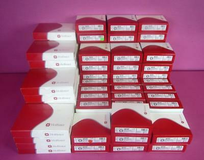 Hollister Colostomy Lot 57 boxes 8737, 31 boxes 8813 Ostomy Pouches