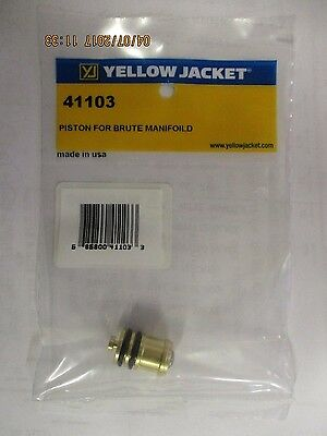 4-Valve Overhaul Kit #41116 Yellow Jacket *BRUTE II