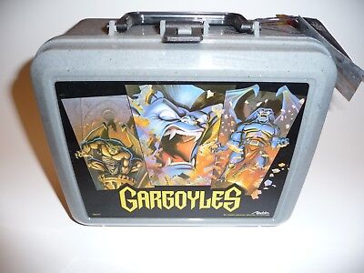 NEW Vintage Disney Gargoyles Lunchbox and Thermos - Aladdin Brand - 90's Cartoon