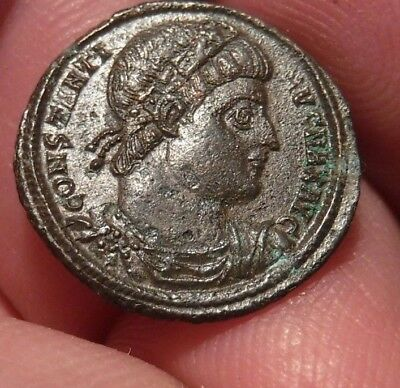 CONSTANTINE I (the Great) 307-337 AD Ae 18mm, Antioch Mint