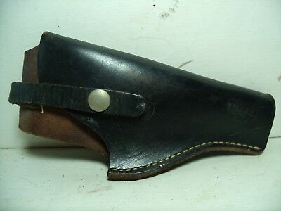 Vintage Leather Hi-Standard & Woodsman Pistol Holster