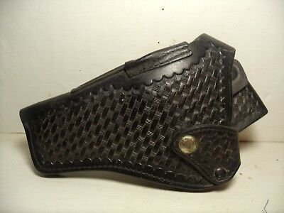 Vintage Leather S&W B47 34WLH Pistol Holster