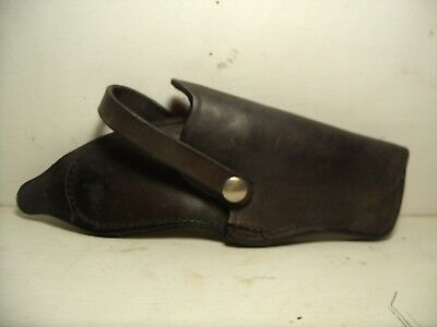 Vintage Leather S&W B36 34 Pistol Holster