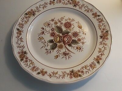 "Norleans Ironstone 12"" Plate-Platter Japan ""Miss Mary"" Pattern"