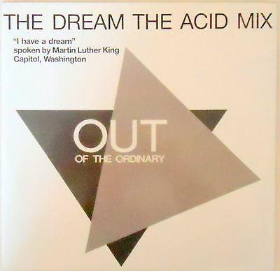 Out Of The Ordinary – The Dream (The Acid Mix)  (German Release)