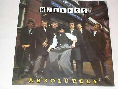 Madness - Absolutely, LP (Vinyl), MINT