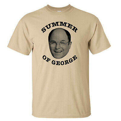 George Costanza T-Shirt Funny Seinfeld inspired Summer of George!