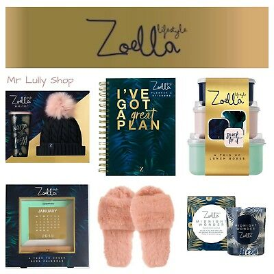 Zoella Lifestyle 2018 Christmas Gift Sets Brand New Boxed Worldwide Tracked Post