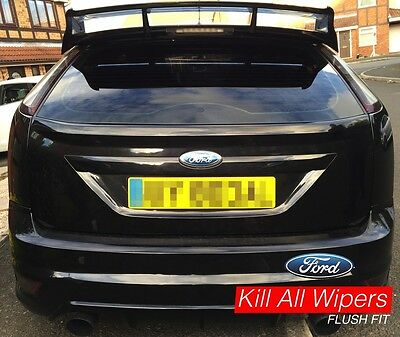 FORD FOCUS MK2 - Flush Dewiper Kit Wiper Delete - Kill All Wipers