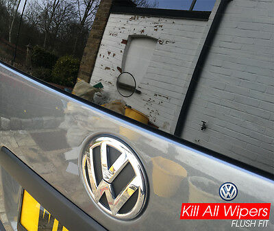 VW Caddy Maxi Kombi - Rear / Back, Dewiper Blank Bung Delete Kit De Wiper