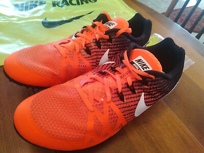 meet ffdfb 4847d Nike Zoom Rival M 8 Men Track Sprint Size 11 (New) with Spikes 806555