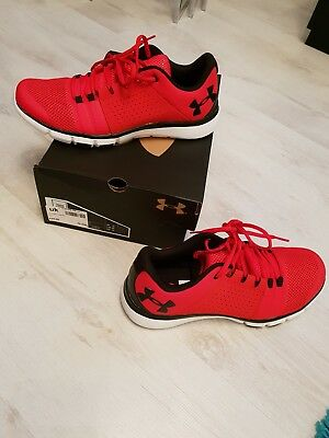 Mens Under Armour Trainers 10