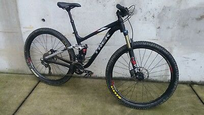 637b08dd84f 2016 Trek Fuel EX 8 29 Full Suspension Mountain Bike | 17.5