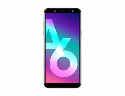 Brand New Samsung Galaxy A600 Galaxy A6 (2018) 4G 32GB DUAL-SIM ALL NETWORKS