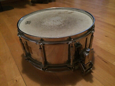 """PEARL Snare Freefloating 14""""x6,5"""" mit Steel-Shell"""