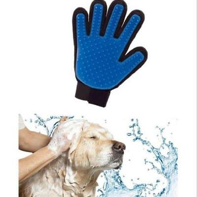 Hot Magic Cleaning Brush Glove for Pet Dog & Cat Grooming and Massage