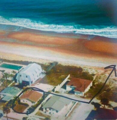 Tiny beach house, direct oceanfront community, Daytona Bch, Ormond by the sea