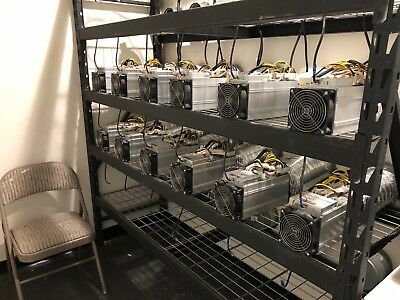**USED**  Antminer S9  13.5 TH/S  includes APW3++ PSU