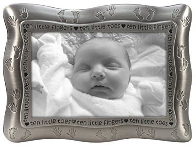 Malden 4x6 Picture Frame - Baby - Ten Little Fingers and Toes