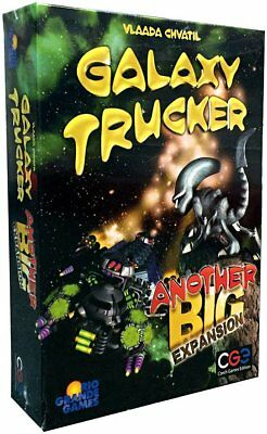 bfbf88c24ed32 Galaxy Trucker Board Game  Another Big Expansion Czech Games Edition BRAND  NEW