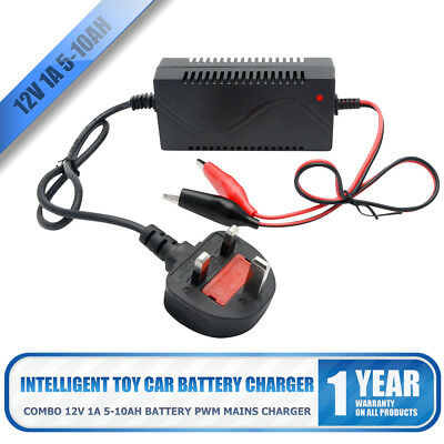 New 6 Volt Universal Electric Toy Car Automatic Battery Charger