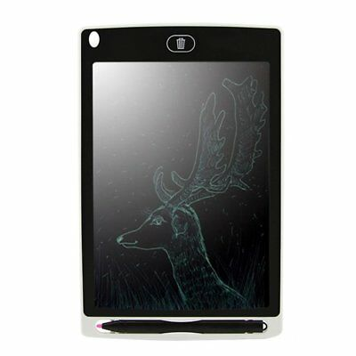 """8.5"""" LCD Writing Tablet Digital Graphics Tablet Electronic Drawing Board VB"""