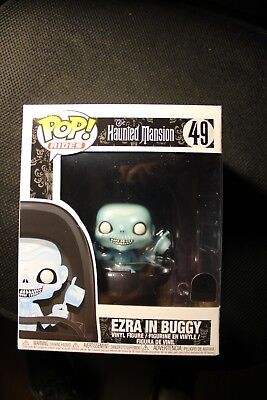 Haunted Mansion Ezra In A Buggy Funko Pop! Disney Parks Exclusive