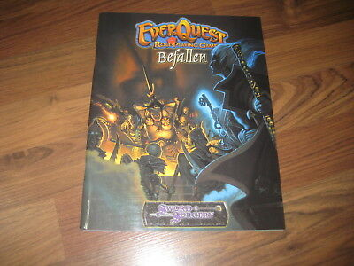 EverQuest Befallen Adventure SC 2003 Sword & Sorcery TOP