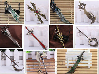 League of legends Arms Cosplay Keychain Keyring