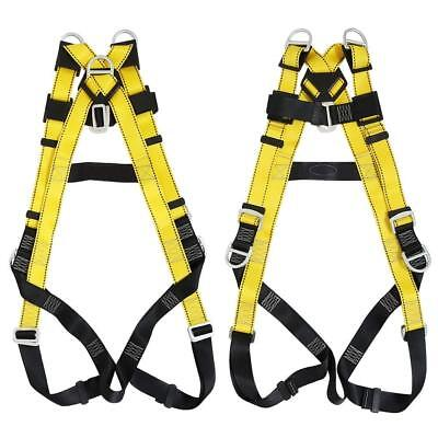 FALL PROTECTION CONSTRUCTION Harness Full Body Safety Waist