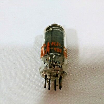 Vintage RCA Electronic Vacuum Tube 12BA6 Replaces 12AU6 TV Radio Repair Tested