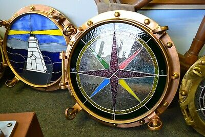 Vintage  Porthole From E.M. FORD 1898