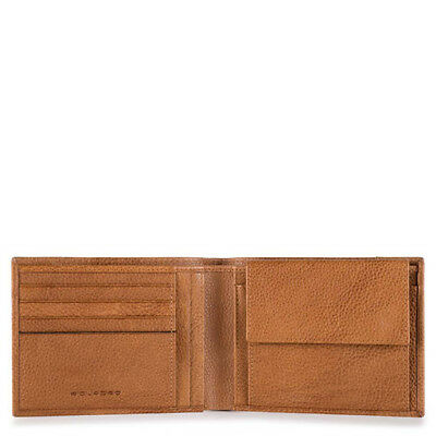 New Piquadro Wallet Pulse Male Leather Black Pu3891p15 N