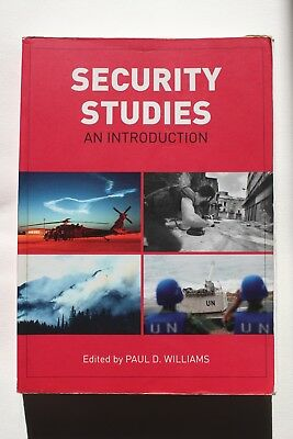 Security Studies: An Introduction by Taylor & Francis Ltd (Paperback, 2008)