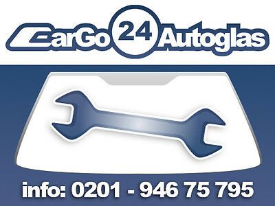 FORD FIESTA IV ab Bj. 95 FRONTSCHEIBE INKL. MONTAGE