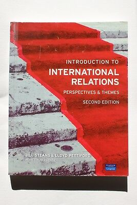 An Introduction to International Relations Perspectives & Themes Jill Steans
