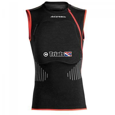 Acerbis X-FIT PRO Back/Chest Protector - Back Level 2 Certified