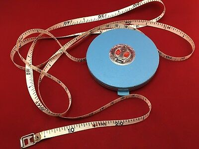 Rabone Chesterman Fibron Measuring Tape   291   30M/100Ft Made In England