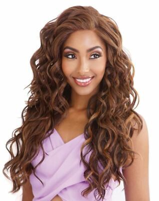 Mane Concept Frontal Lace Brown Sugar Lace Font Wig BSF 12