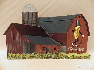 Shelia's Collectibles - Mr. Peanut Barn - Rural Landscapes Series - # BAR05