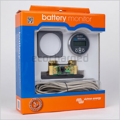 Victron BMV-712 Smart Battery Monitor with Built-In Bluetooth