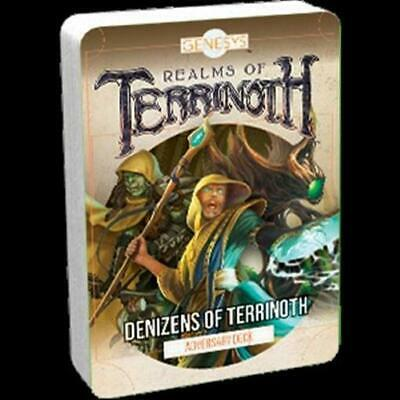 Denizens of Terrinoth Fantasy Flight Games Brand New FFGGNS05
