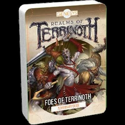 Foes of Terrinoth Fantasy Flight Games Brand New FFGGNS06