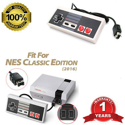 NEW Game Controller Gamepad for Nintendo NES Mini Classic Edition Console